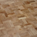 Parchet Stejar End Grain 480x240x10mm Rustic Square