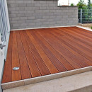Deck Cumaru Red 90/21mm Glatt
