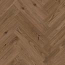 Herringbone Stejar CLOUD 135mm Rustic Ulei