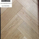 Herringbone Stejar Select 120/14.7mm Lac Invizibil
