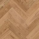Herringbone Stejar AMBER 135mm Rustic Mat