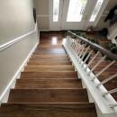 scari din lemn nuc american Bucuresti
