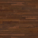 Parchet Longstrip 215/14mm 3S Walnut American Andante Mat