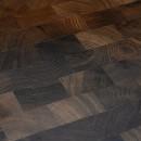 Parchet Oak Smoked End Grain RE 75x45/10mm