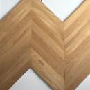 Chevron Dublustratificat Stejar Natur 90/10mm UV Mat