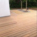 Deck Ipe 120/21mm - Profil Drept