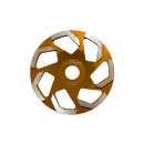 Disc G 70 Orange