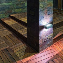 Frasin Termotratat Quick Deck Mosaic 31x199x595mm