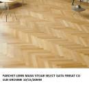 Herringbone Stejar Masiv Select/Natur 500X70mm Ulei
