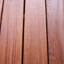 substructura terasa din lemn exotic bucuresti