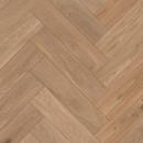 Herringbone Stejar SAND 135mm Rustic Mat