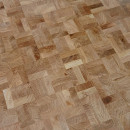 Parchet Stejar End Grain 10/18mm Rustic Patrat
