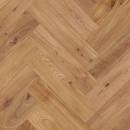 Herringbone Stejar SIENNA 135mm Rustic Ulei