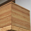 Profil fatada  lemn Larice Siberian
