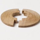 Profil Rozeta Stejar Mascare Tevi 45/5mm