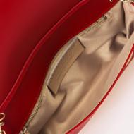 Plic dama din piele naturala Rosu Audria by Giorgio Costa