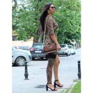 Poseta dama din piele naturala Maro Kaelia by Giorgio Costa