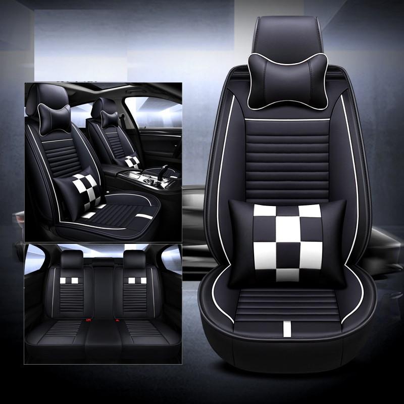 Huse auto negre + alb