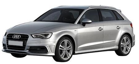 Covorase Auto Audi A3