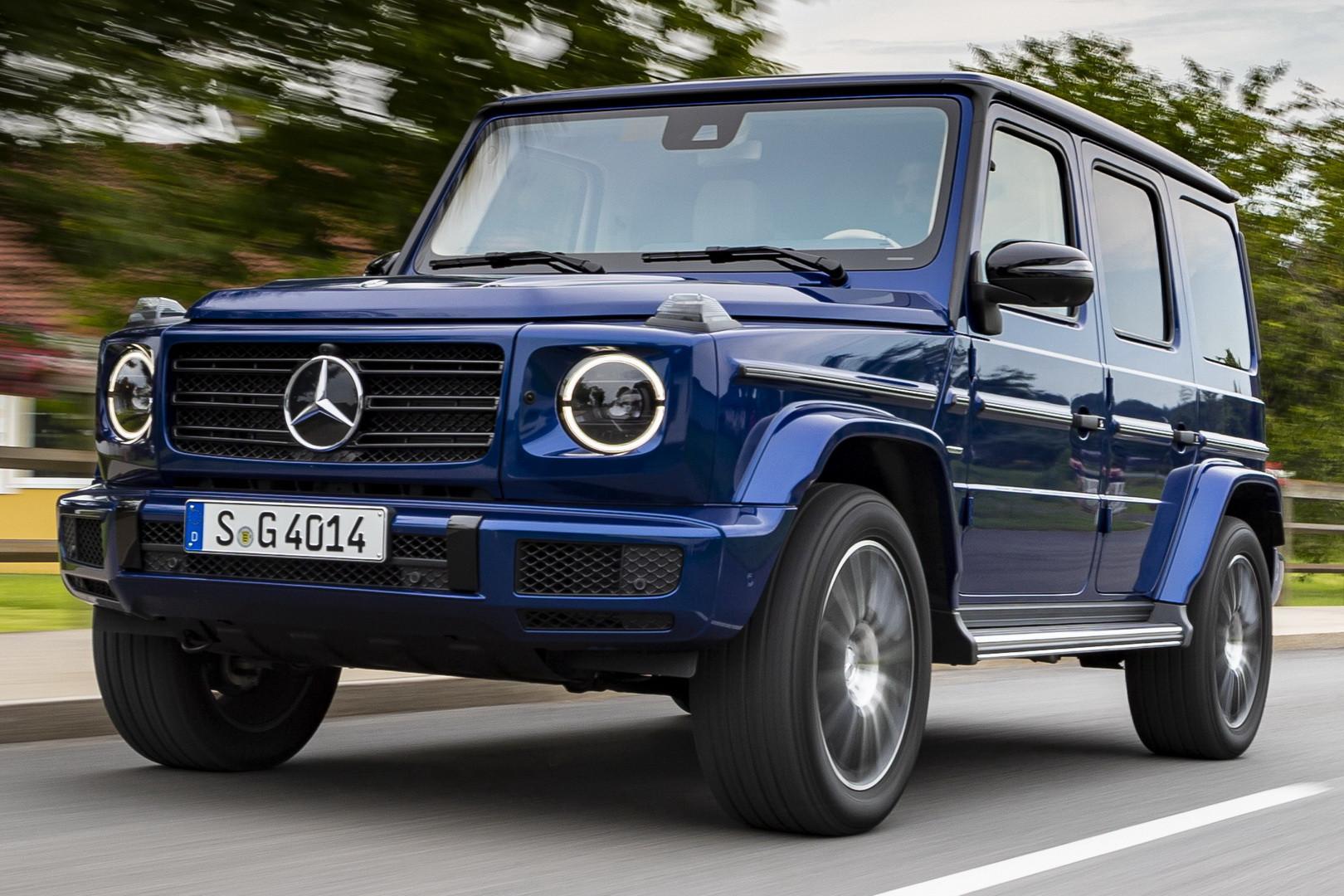 Covorase Auto Mercedes G Class