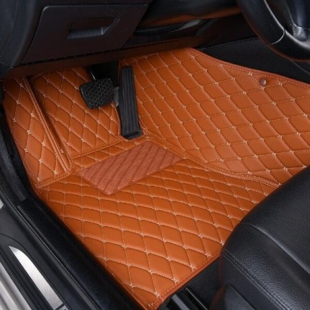 Covorase auto Range Rover Sport 2012 + (maro deschis )
