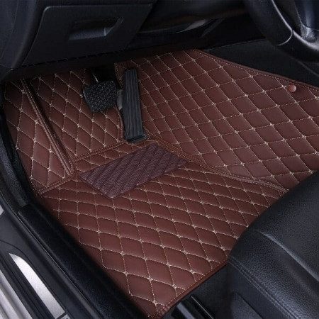 Covorase auto BMW X5 2019- 2021 coffee(maro)