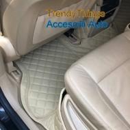 Covorase auto Mercedes Benz CLS 2006-2015 crem