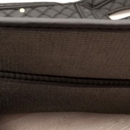 Covorase Auto VW Golf 7 Hatchback negru cu crem