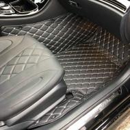 Covorase auto Mazda 6 fabricatie pana in 2012 negru fir crem