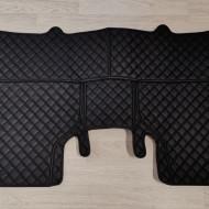 Covorase auto Audi A8 D4 4 LOCURI negru
