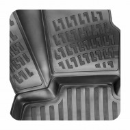 Covorase Auto Dacia Duster 4x2 2017+