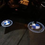 Proiector 3D Logo BMW cu led pentru portiera