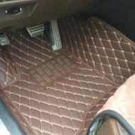 Covorase auto Audi A8 D3 Long , Coffee
