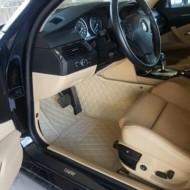 Covorase auto BMW X3 E83 (2005 - 2010 ) crem
