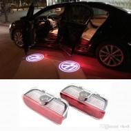 Proiector 3D VW cu led pentru portiera
