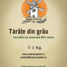 Tarate de grau, punga 1 Kg.