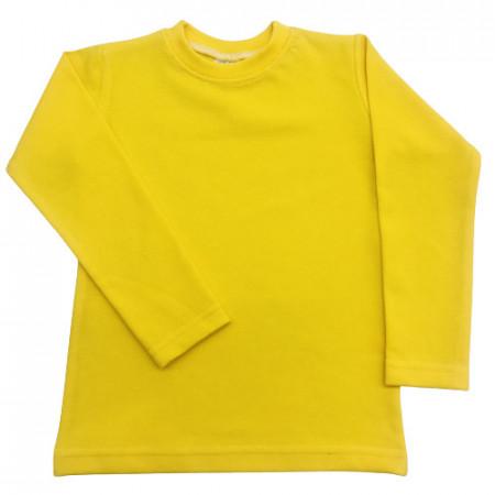 bluza galbena copii