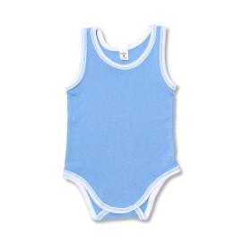 Body bebe maieu bleu