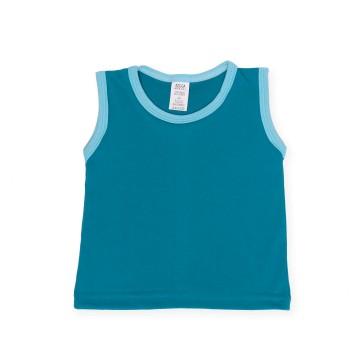 Maieu turquoise pentru baietei