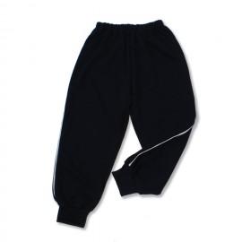 Poze Pantalon trening bebe bleu-marine cu vipusca