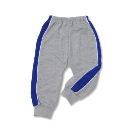 Pantalon trening bebe gri melange