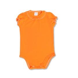 Body portocaliu pentru fetita