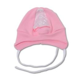 Poze Caciulita bebe roz