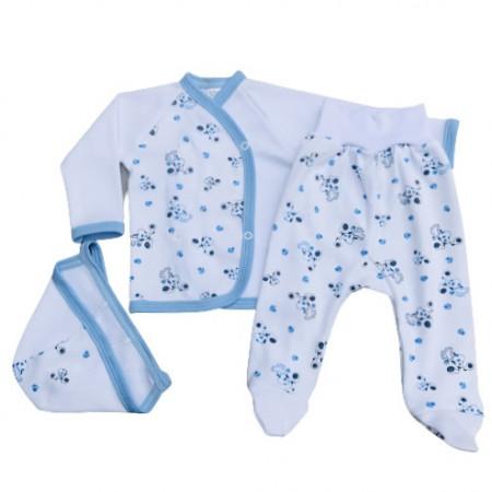 Costumas nou nascut cu albastru