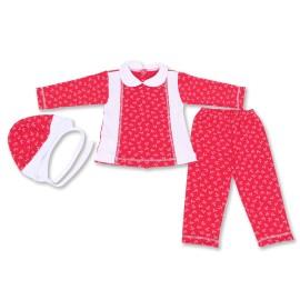 Costumas rosu fetita