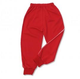 Pantalon trening copii rosu