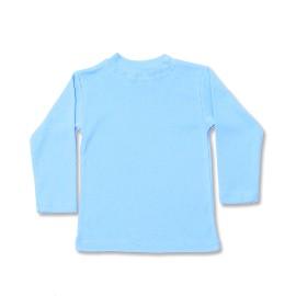 Bluza aqua pentru copii - EDITIE LIMITATA
