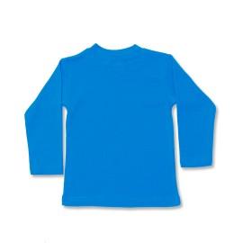 Bluza turquoise pentru copii