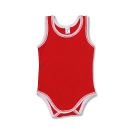 Body bebe maieu rosu