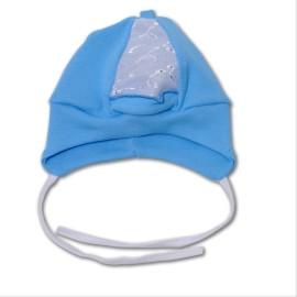Poze Caciulita bebe bleu